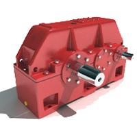 Редуктора 1Ц2У-315, 1Ц2У-355, 1Ц2У-400, 1Ц2Н-450, 1Ц2Н-500 цилиндрические горизонтальные двухступенчатые